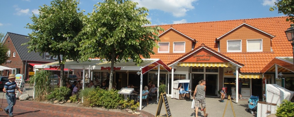 Grand Cafe Greetsiel