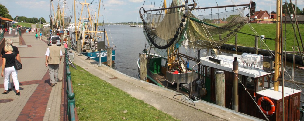 Urlaub in Greetsiel